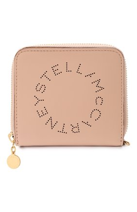 Женские портмоне STELLA MCCARTNEY светло-розового цвета, арт. 570269/W8542 | Фото 1