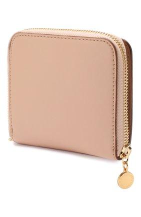 Женские портмоне STELLA MCCARTNEY светло-розового цвета, арт. 570269/W8542 | Фото 2