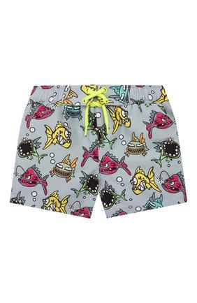 Детского плавки-шорты STELLA MCCARTNEY разноцветного цвета, арт. 588379/S0K23 | Фото 1