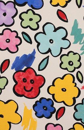 Детского пляжный комплект из лонгслива и плавок STELLA MCCARTNEY разноцветного цвета, арт. 588511/S0K08 | Фото 6
