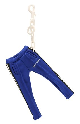 Мужской брелок PALM ANGELS синего цвета, арт. PMNF005S203840233001 | Фото 1
