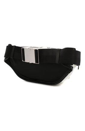 Мужская текстильная поясная сумка KENZO белого цвета, арт. F855SF212F24 | Фото 3