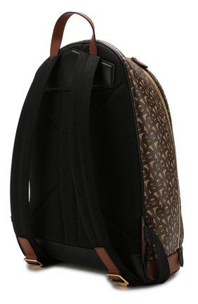 Мужской рюкзак BURBERRY коричневого цвета, арт. 8022543 | Фото 3