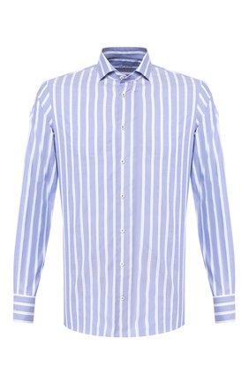 Мужская хлопковая сорочка VAN LAACK голубого цвета, арт. RAND0-SF/156403 | Фото 1