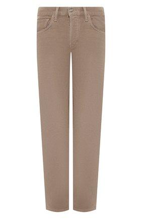 Мужские джинсы TOM FORD бежевого цвета, арт. BUJ35/TFD002 | Фото 1