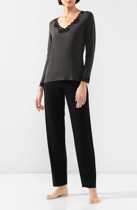 Женская пижама ANTIGEL темно-серого цвета, арт. ENA2006-ENA0806 | Фото 1