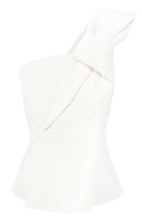 Женский топ ROLAND MOURET белого цвета, арт. PS20/S0872/F6046 | Фото 1