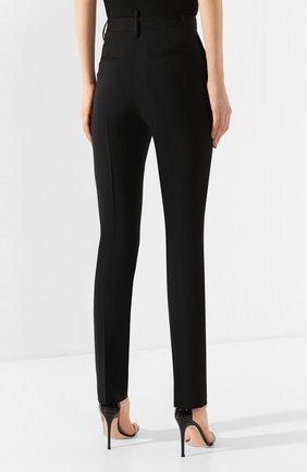 Женский шерстяной костюм DSQUARED2 черного цвета, арт. S75FT0201/S40320 | Фото 5