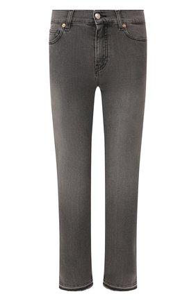 Женские джинсы ZADIG&VOLTAIRE серого цвета, арт. SJCA3005F | Фото 1