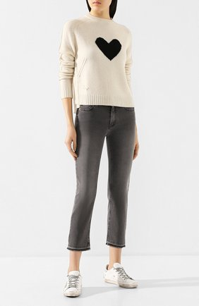 Женские джинсы ZADIG&VOLTAIRE серого цвета, арт. SJCA3005F | Фото 2