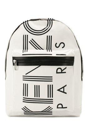 Женский рюкзак KENZO белого цвета, арт. F855SF213F24 | Фото 1