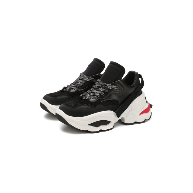 Комбинированные кроссовки Dsquared2 — Комбинированные кроссовки