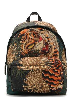 Мужской текстильный рюкзак DSQUARED2 разноцветного цвета, арт. BPM0016 11702860 | Фото 1