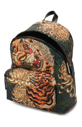 Мужской текстильный рюкзак DSQUARED2 разноцветного цвета, арт. BPM0016 11702860 | Фото 4