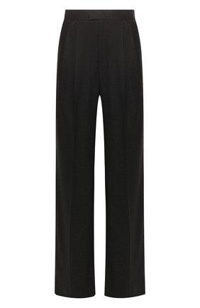 Мужской кашемировые брюки BOTTEGA VENETA темно-серого цвета, арт. 604481/VKH90 | Фото 1