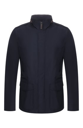 Мужская куртка HERNO темно-синего цвета, арт. FI0061U/12010 | Фото 1
