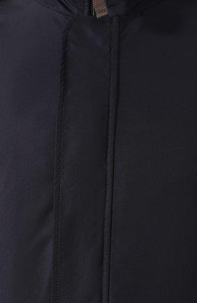 Мужская куртка HERNO темно-синего цвета, арт. FI0061U/12010   Фото 5