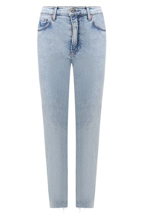 Женские джинсы GRLFRND голубого цвета, арт. GF42839251182 | Фото 1
