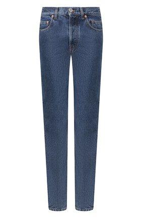 Женские джинсы VETEMENTS голубого цвета, арт. SS20PA332 2801/W/BLUE | Фото 1