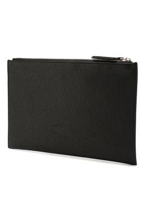 Женские кожаный футляр для документов DSQUARED2 черного цвета, арт. P0W0007 01501675 | Фото 2
