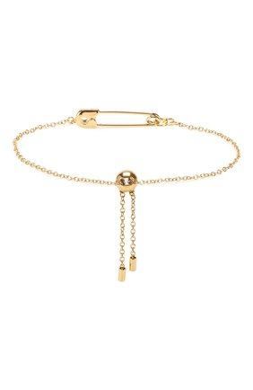 Женский браслет so cool pin SWAROVSKI золотого цвета, арт. 5512739 | Фото 2