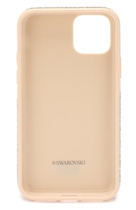 Мужской чехол для iphone 11 pro SWAROVSKI золотого цвета, арт. 5533961 | Фото 2
