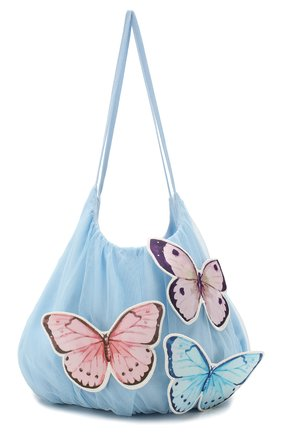 Детская сумка CHARABIA голубого цвета, арт. S10003 | Фото 1