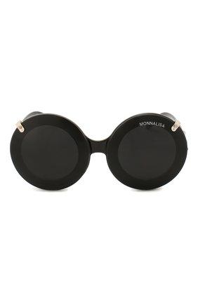 Детские очки MONNALISA черного цвета, арт. 995043 | Фото 2