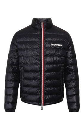 Мужская пуховая куртка petichet MONCLER темно-синего цвета, арт. F1-091-1A116-00-53029 | Фото 1