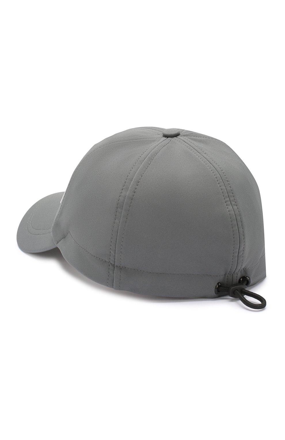 Мужской бейсболка STONE ISLAND темно-серого цвета, арт. 721599227 | Фото 2