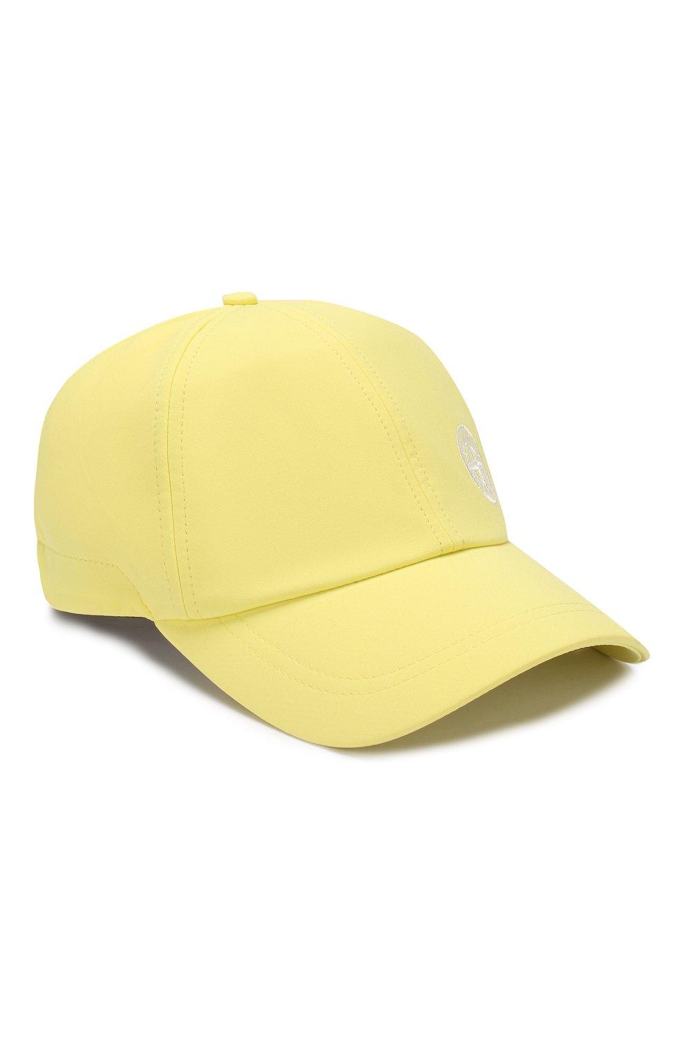 Мужской бейсболка STONE ISLAND желтого цвета, арт. 721599227 | Фото 1