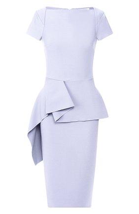 Женское платье ROLAND MOURET голубого цвета, арт. PS20/S0745/F2196 | Фото 1
