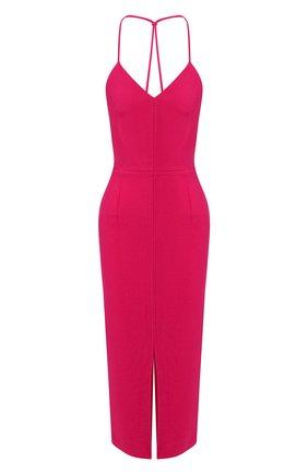 Женское платье ROLAND MOURET фуксия цвета, арт. PS20/S0861/F2196 | Фото 1