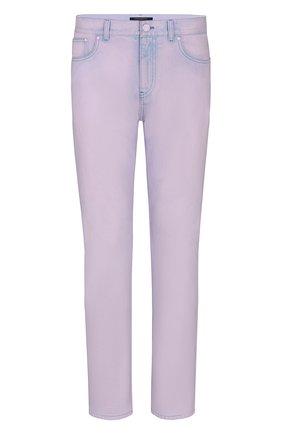 Мужские джинсы LOUIS VUITTON розового цвета, арт. 1A7QJJ | Фото 1