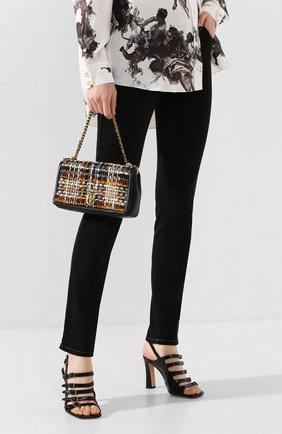 Женская сумка lola small BURBERRY черного цвета, арт. 8022976   Фото 2