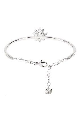 Женский браслет eternal flower SWAROVSKI серебряного цвета, арт. 5542012 | Фото 2