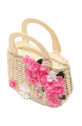 Соломенная сумка   Фото №2