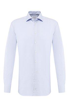 Мужская хлопковая сорочка ETON светло-голубого цвета, арт. 1000 01584 | Фото 1