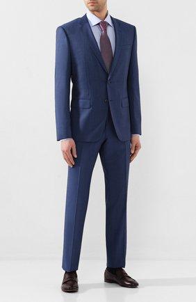 Мужская сорочка ETON голубого цвета, арт. 1000 01069 | Фото 2