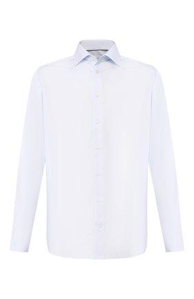 Мужская хлопковая сорочка ETON голубого цвета, арт. 1000 01056 | Фото 1