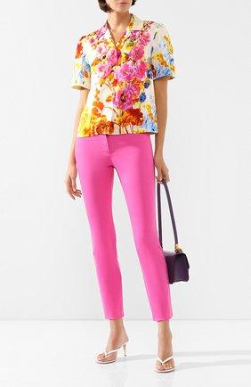 Женские джинсы ESCADA розового цвета, арт. 5032573 | Фото 2