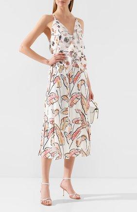 Женское платье-миди ROLAND MOURET разноцветного цвета, арт. PS20/S0871/F0405 | Фото 2