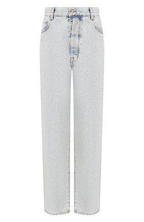 Женские джинсы BEN TAVERNITI UNRAVEL PROJECT голубого цвета, арт. UWYA005R20DEN0014500 | Фото 1