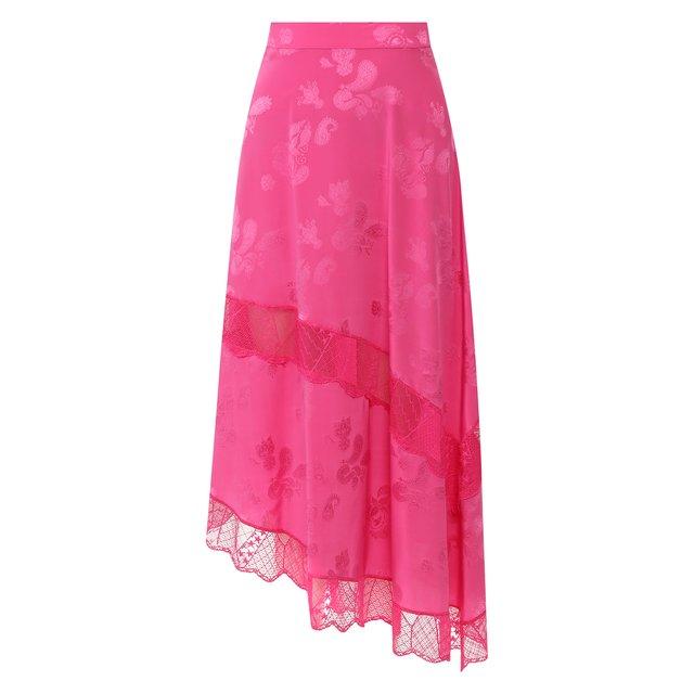 Шелковая юбка Zadig&Voltaire