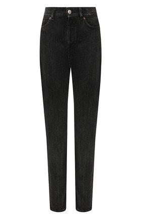 Женские джинсы BALENCIAGA серого цвета, арт. 600233/TBP47 | Фото 1