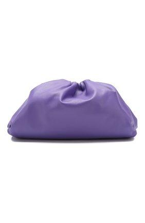 Женский клатч pouch BOTTEGA VENETA сиреневого цвета, арт. 576227/VCP40 | Фото 1