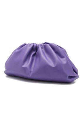 Женский клатч pouch BOTTEGA VENETA сиреневого цвета, арт. 576227/VCP40 | Фото 3