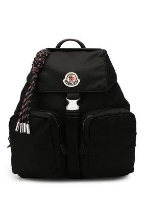 Женский рюкзак dauphine large MONCLER черного цвета, арт. F1-09B-5A700-00-02SA9 | Фото 1