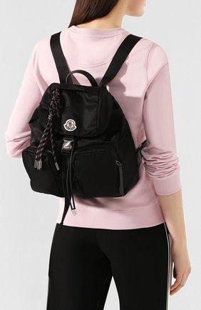 Женский рюкзак dauphine large MONCLER черного цвета, арт. F1-09B-5A700-00-02SA9 | Фото 2