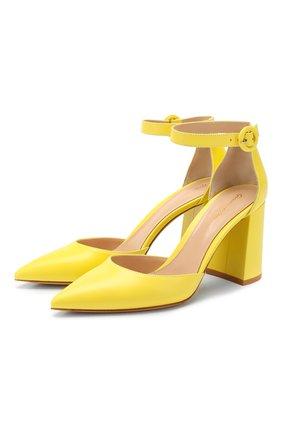 Кожаные туфли Judy | Фото №1